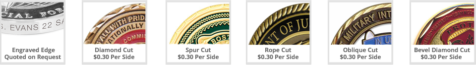 Challenge Coin Edge Options
